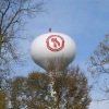 Water tower back online
