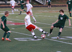 Cedar Springs Varsity soccer shuts out Coopersville