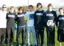 CTA Boys Cross Country Ends Season on High Note