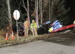 Woman killed in Courtland crash