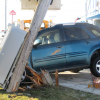 Accident at 17 Mile and White Creek takes out pole