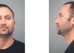 Spencer Township man arrested for breaking and entering