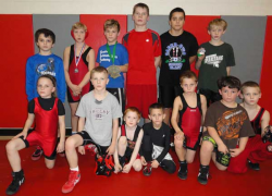 Youth wrestlers place in tournaments