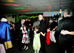 First Daddy/Daughter Dance is big hit at CTA