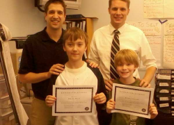CTA Fifth Grade Writing Contest