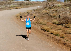 Risley takes second at Sedona marathon