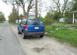 Residents frustrated over parking situation