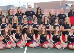 Red Hawk tennis opens new season