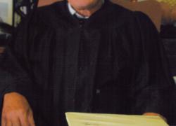 Judge Servaas chosen as Jurist of the year