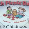 Beach Picnic Basket Organization– Attacking Childhood Hunger!