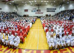 Congratulations Cedar Springs High School Class of 2012