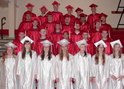 Congratulations to the New Beginnings High School Class of 2012!!