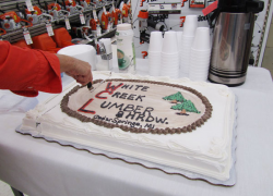 White Creek Lumber celebrates grand re-opening