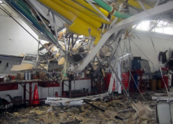 Cedar Springs company cited in crane collapse