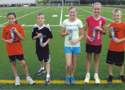 Cedar View 55-meter dash championships