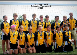 Soccer teams place in tournaments