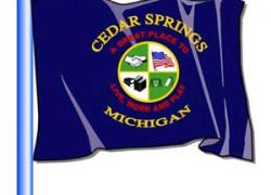 Cedar Springs Police community alert system