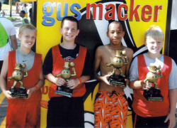 Boys place first in Ludington Gus Macker