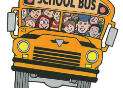 Safely Share the Road with School Buses