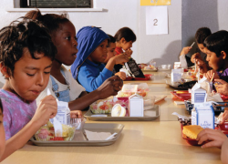 School lunches get a makeover