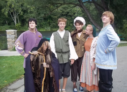 """""""Into the Woods"""" at Rockford High School"""