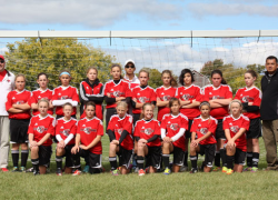 CASSA U13 Girls undefeated at tournament