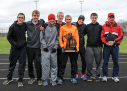 Boys and girls cross country teams repeat as regional champs