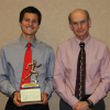 Connor Mora named Mr Cross Country