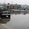 Flooding in Cedar Springs