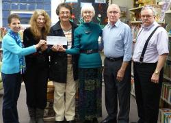 Cedar Springs Public Library receives grant