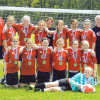 U12 CASSA girls take first place