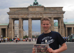 Post goes to Berlin