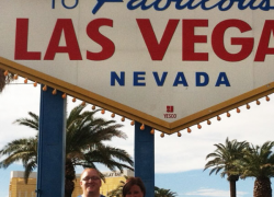 The Post goes to Las Vegas