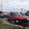 Vehicles collide at 17 Mile and White Creek