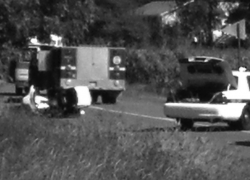 Motorcyclist injured in deer accident