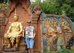 Post goes to Cambodia