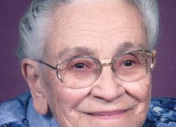 CLARA M. BISHOP