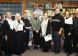 """""""The Scarlet Letter"""" performed at Library"""