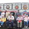 Good food and games for Veterans at Glen Hill Post 287