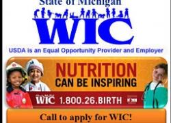 WIC Program is in operation
