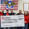 Tri County Eagles earn community share money