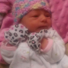 Grandma delivers granddaughter on way to hospital
