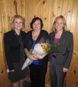2013 Suzanne Christensen Volunteer Award