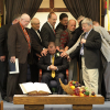 Associate pastor achieves ordination