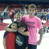 Youth wrestlers place in championship match
