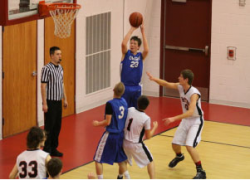 CTA Boys battle, but fall to the Grizzlies of Grattan Academy