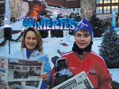 The Post travels to Beaver Creek, Colorado