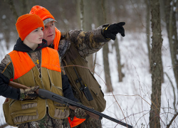 Youth rabbit hunt a new tradition
