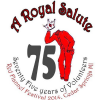 A Royal Salute—Celebrating 75 years of volunteers
