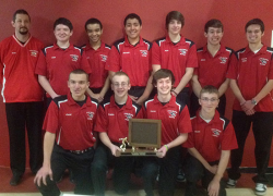 Red Hawk bowlers co-champions in OK Bronze